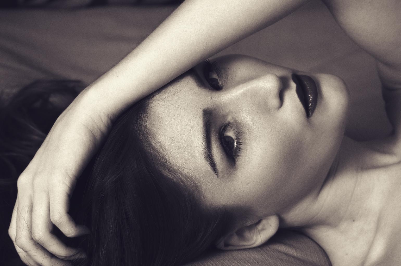 atraktívna žena