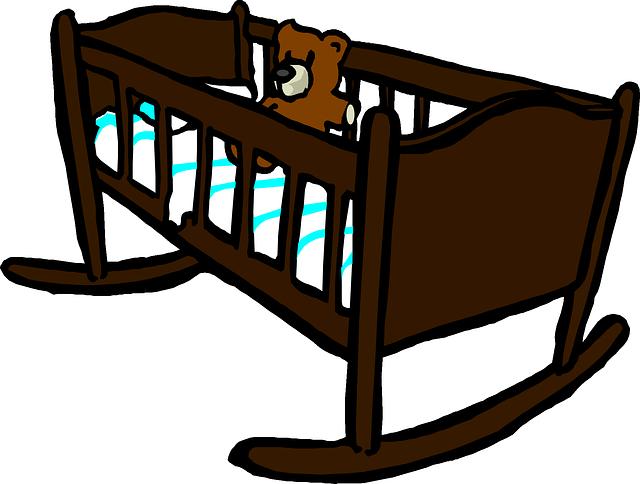 ilustrovaná kolébka