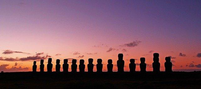 Chilské sochy