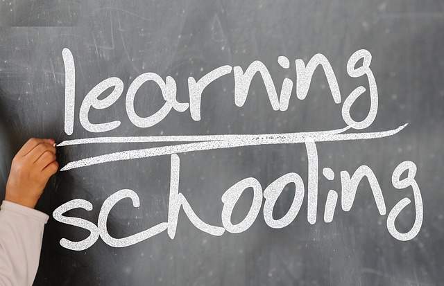 učení a školení
